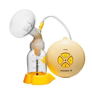 Электрический молокоотсос Medela Swing + Кальма (030.0042)