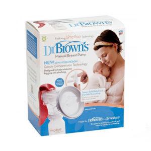 Ручной молокоотсос Dr.Browns 1008 - photo2