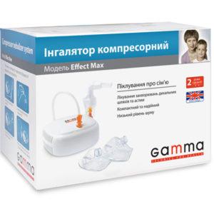Ингалятор (небулайзер) Gamma Effect Max - photo2