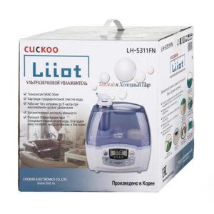 Увлажнитель воздуха Cuckoo Liiot LH 5311fn - photo2