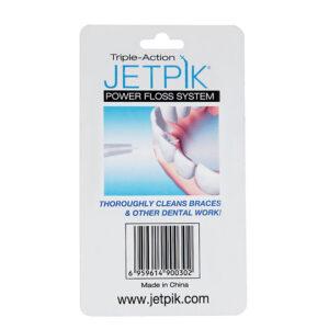 Jetpik Струйные насадки для ирригатора, 2 шт - photo2
