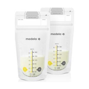 Пакеты для хранения и замораживания молока Medela (008.0406)