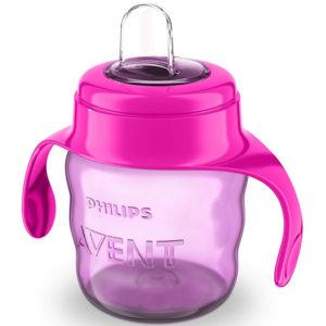 Чашка-непроливайка Philips Avent 200 мл, 6 мес+ (SCF551) - photo2