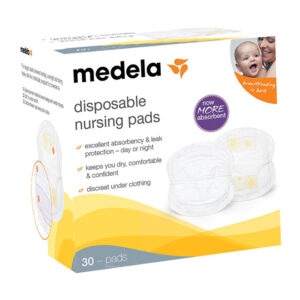 Одноразовые вкладыши Medela Disposable Nursing Pads