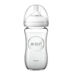 Бутылочка для кормления Philips Avent Natural, 240 мл (SCF053/17)