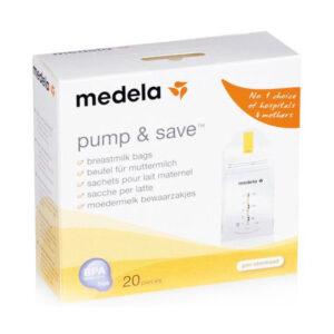 Пакеты для хранения и замораживания молока Medela Pump&Save (008.0071) - photo2