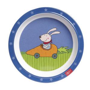 Тарелка sigikid Racing Rabbit 24614SK