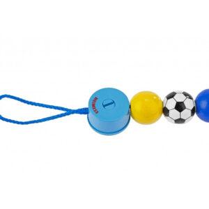 Клипса для пустышки «Футбол» Heimess (763600) - photo2