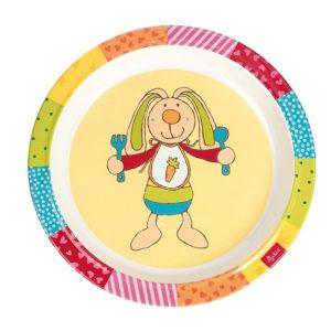 Тарелка sigikid Rainbow Rabbit 24441SK