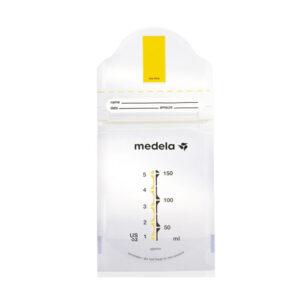 Пакеты для хранения и замораживания грудного молока Medela Pump & Save 4 шт