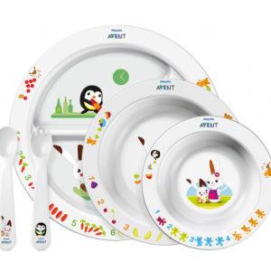 Набор Philips AVENT SCF716/00 для кормления малышей от 6 месяцев