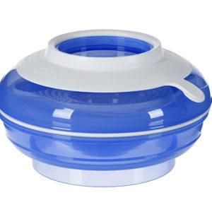 Тарелка малыша Nuvita 4в1 6м+ Синяя NV1465Blue