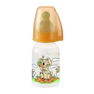Бутылочка для кормления Nip PP, 125 мл (35004)