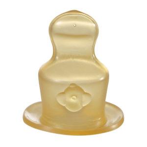 Соска латексная антиколиковая Nip, 0-6 мес (33004)