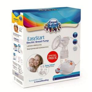 Молокоотсос электрический EasyStart Canpol (12/201promexp) - photo2