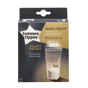 Пакеты для хранения грудного молока Tommee Tippee, 350 мл (42302241) - photo2