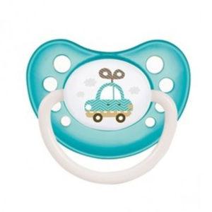 Пустышка латексная Canpol Babies Toys, 6-18 мес. (23/260)