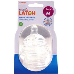 Соска силиконовая Munchkin Latch - photo2