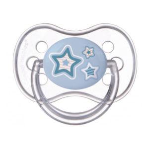 Силиконовая пустышка Canpol Babies Newborn Baby, 6-18 мес. (22/563)