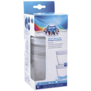 Контейнеры для хранения молока Canpol Babies (12/204)