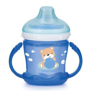 Чашка-непроливайка Canpol Babies Sweet fun, 180 мл (57/300)