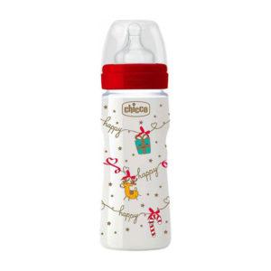 Бутылочка пластиковая Chicco Well-Being, 330 мл (55623.00)