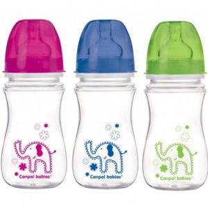 Антиколиковая бутылочка Canpol Babies, 240 мл (35/206)