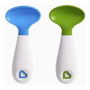 Ложечки Munchkin Scooper Spoons Blue/Green 2 шт. (012373.01)