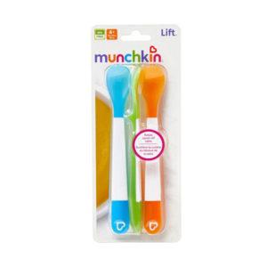Мягкие силиконовые ложки Munchkin, 3 шт. (11004) - photo2