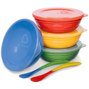 Набор посуды Munchkin (12106), 4 шт.