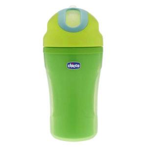Чашка для прогулок Chicco Insulated Cup, 266 мл, зеленый (06825.50)