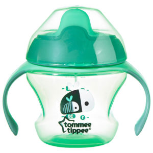 Первая чашка-непроливайка Tommee Tippee 150 мл (5010415471017)