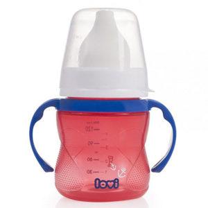 Чашка-непроливайка Lovi Marine 6+, 150 мл (35/310)