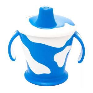 Чашка-непроливайка Canpol babies Коровка, 250 мл, (31/404)