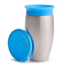 Чашка-непроливайка Munchkin Miracle 360°