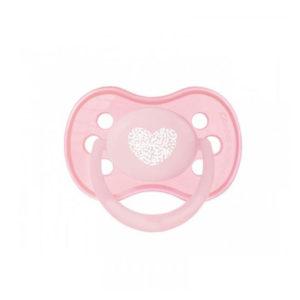 Силиконовая пустышка Canpol Babies Pastelove, 0-6 мес. (22/416) - photo2