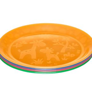 Набор тарелок Nip, 4 шт. (37062)