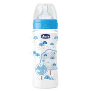 Бутылочка пластиковая Well-Being, 330 мл (20635.20.50)