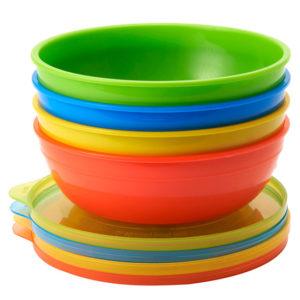 Набор посуды Munchkin (12106), 4 шт. - photo2