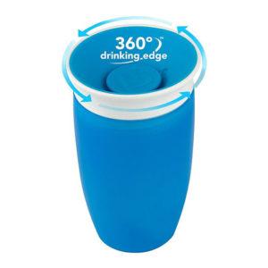Чашка-непроливайка Munchkin Miracle 360, 296 мл (01209601.01) - photo2