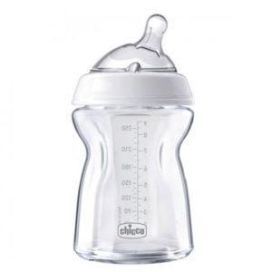 Бутылочка пластиковая Chicco Natural Feeling, 330 мл (80737.00.50)