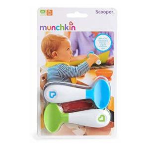Ложечки Munchkin Scooper Spoons Blue/Green 2 шт. (012373.01) - photo2