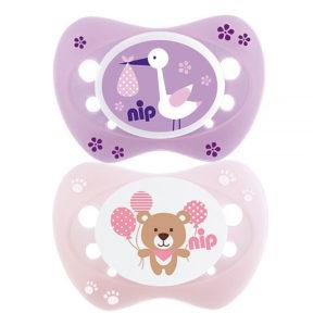 Пустышка для новорожденных Nip Newborn, 0-2 мес. (31304) - photo2