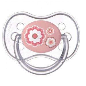 Силиконовая пустышка Canpol Babies Newborn Baby, 0-6 мес. (22/562)