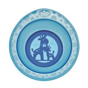 Тарелка глубокая Nip, синий (37064)