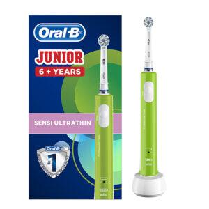 Электрическая зубная щетка Braun Oral-B Junior 6+