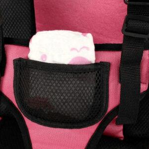 Детское автокресло Kids Pink (бескаркасное) 6 мес+ - photo2