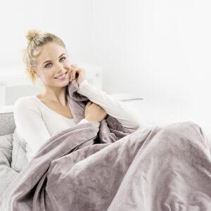 Электрическое одеяло BEURER HD 75 Серое - photo2