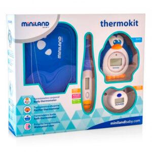 Комплект из 3 цифровых термометров Miniland baby Thermokit - photo2