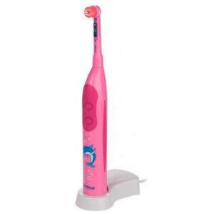 Электрическая зубная щетка Trisa Pro Clean Impulse Kids (689.1210-Pink)